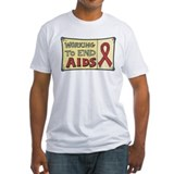 Working to End AIDS Shirt