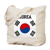 Korea Tote Bag