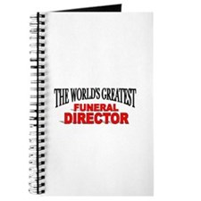 """""""The World's Greatest Funeral Director"""" Journal"""