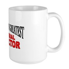 """The World's Greatest Funeral Director"" Mug"