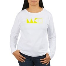 Women's Long Sleeve LEMON drop T-Shirt