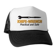 2-knife Trucker Hat