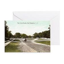 Cross Roads Greeting Card