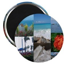 St. Maarten Keepsake Box Photo Magnet