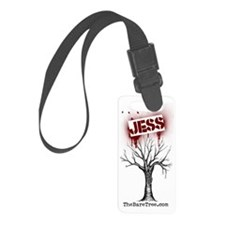 jess Luggage Tag