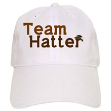 3-Team Hatter Design 1 Baseball Cap