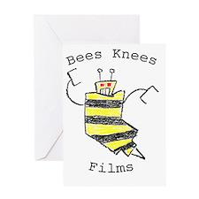 beesknees Greeting Card
