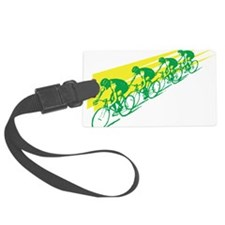 tourdefrancestripes Luggage Tag