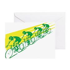 tourdefrancestripes Greeting Card