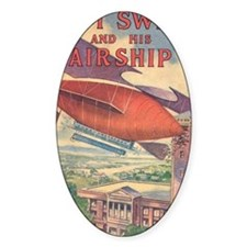 Tom Swift and his Airship Decal