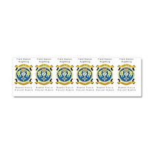 FSA_HoP_sticker Car Magnet 10 x 3