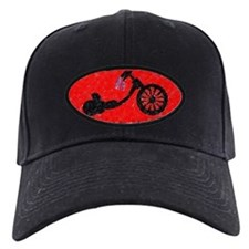 Wanna Race? Trike Baseball Hat