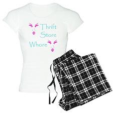 thrift store whore 10x10 Pajamas