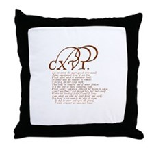 Sonnet 116 Pillow