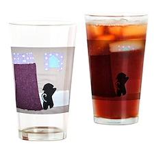 wellingtonwatchesoverme_GP_11x11 Drinking Glass