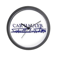 CarHauler (tm) Wall Clock