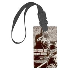 postcards 6_1_1 Luggage Tag