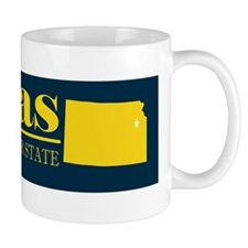 Kansas Gold Bumper 2 Mug