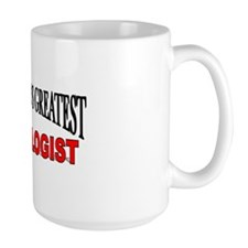 """The World's Greatest Genealogist"" Mug"