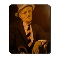James Joyce Mousepad
