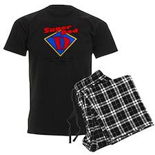 superdad-diamond-phil Pajamas