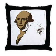 2-George Throw Pillow