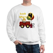 TRANSFIREMAN4TH Sweatshirt