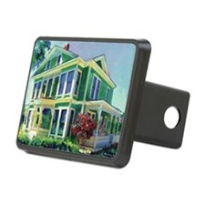 burton house by RD Riccobo Hitch Cover