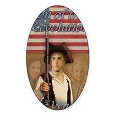 Son of the Revolution Decal