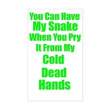 2-dead hands Decal