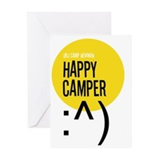 Happy-Camper Greeting Card