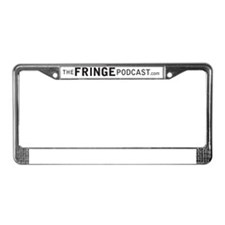Huge TFP Logo License Plate Frame