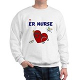 ER Nurse Sweatshirt