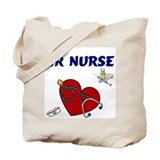 ER Nurse Tote Bag