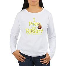 2-pray_10x10_yellow T-Shirt