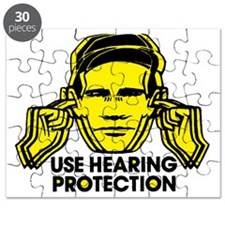 Use Hearing Protection Puzzle