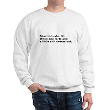 SHART DEFINITION T-SHIRT SHAR Sweatshirt