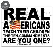 Real Americans Teach their children the Ten Puzzle