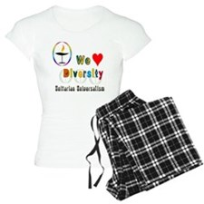 UU We Love Diversity Pajamas