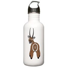 waterbuckdark Water Bottle