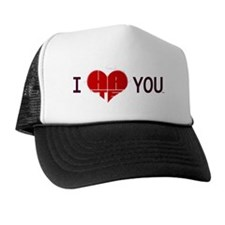 heartdesign Trucker Hat