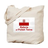 Polish Twins-Babcia Tote Bag