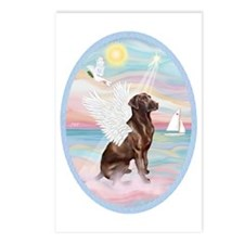 Heavenly Sea-Chocolate La Postcards (Package of 8)