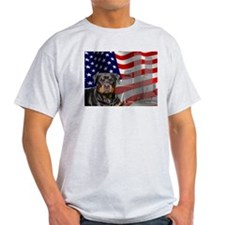 Rotties were there! Ash Grey T-Shirt