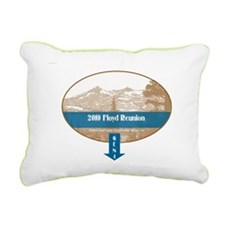 2010 Design Gen 4 Rectangular Canvas Pillow