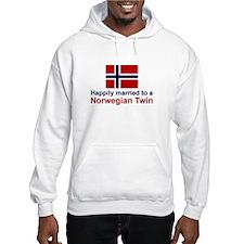 Norwegian Twins (Married To) Hoodie