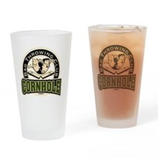 cornholeshirtclub Drinking Glass