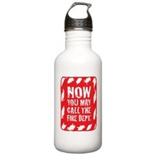 NowCallFD Water Bottle