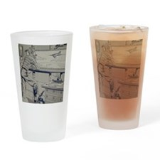 Tom Swift Junior lab Drinking Glass