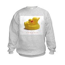 Sleepless Duckies Sweatshirt